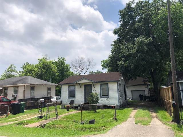 4530 Teton Street, Houston, TX 77051 (MLS #21910727) :: The SOLD by George Team