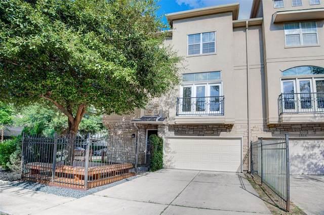 2516 Maxroy Street, Houston, TX 77007 (MLS #21918181) :: Keller Williams Realty