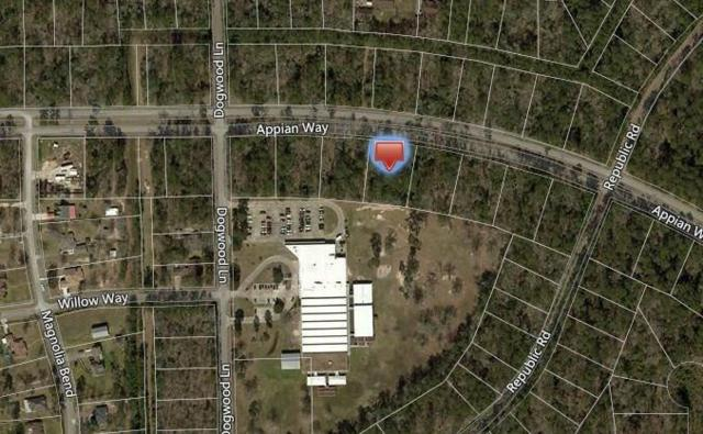 Lot 4 Appian Way, Roman Forest, TX 77357 (MLS #21922203) :: The Freund Group