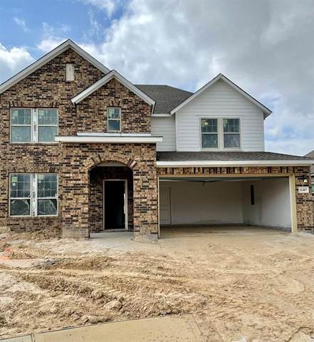 11407 Liger Drive, Tomball, TX 77375 (MLS #21925068) :: The Sansone Group