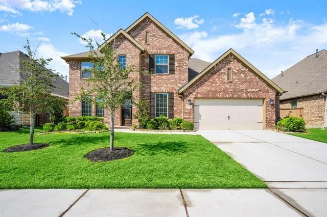 13610 Tangle Branch Drive, Tomball, TX 77377 (MLS #21925937) :: Michele Harmon Team