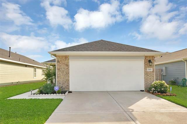 21451 Bluebonnet, Katy, TX 77449 (MLS #21926837) :: The Freund Group