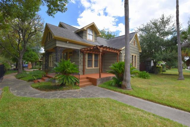 2536 White Oak Drive, Houston, TX 77009 (MLS #21931866) :: Texas Home Shop Realty