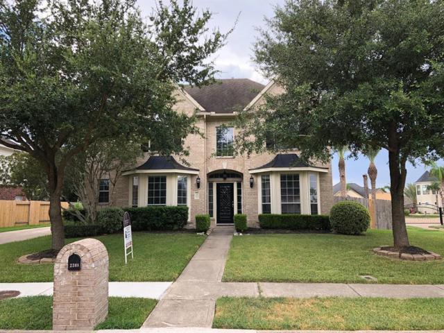 2308 Water Way, Seabrook, TX 77586 (MLS #21946649) :: Ellison Real Estate Team