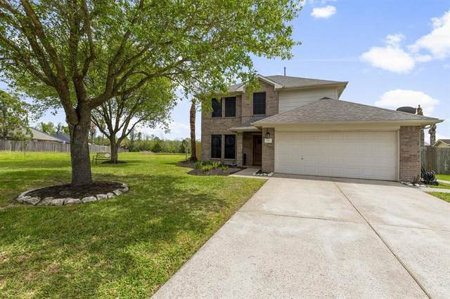 219 Green Isle Avenue, Dickinson, TX 77539 (MLS #21955506) :: The SOLD by George Team