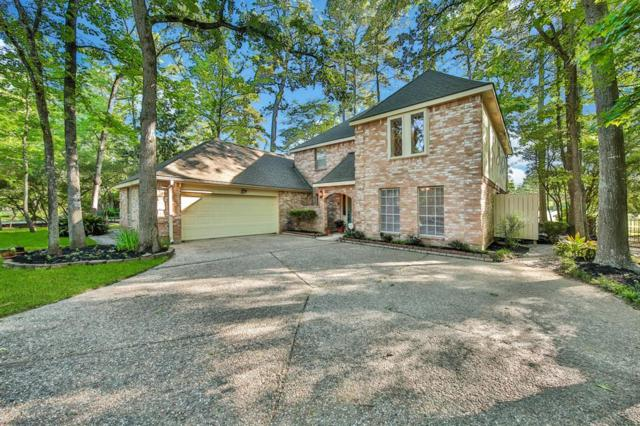116 S Timber Top Drive, The Woodlands, TX 77380 (MLS #21964708) :: Texas Home Shop Realty