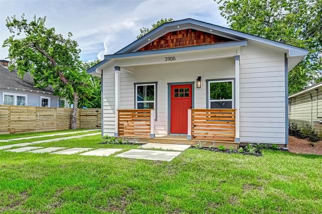 3906 Rusk Street, Houston, TX 77023 (MLS #21966435) :: The Wendy Sherman Team