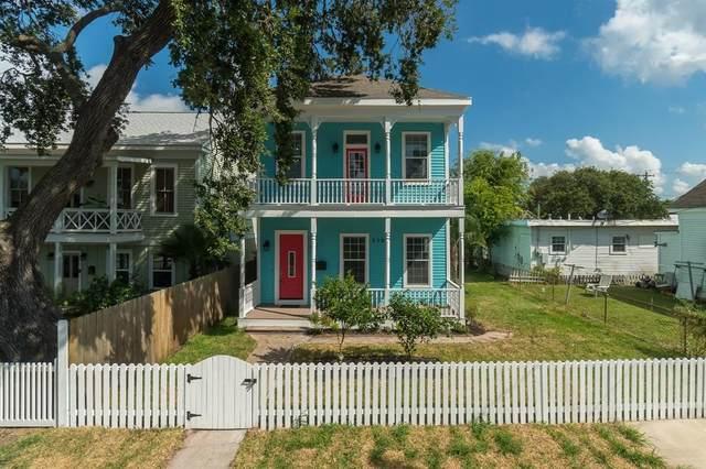 3108 Avenue N, Galveston, TX 77550 (MLS #21970611) :: Ellison Real Estate Team