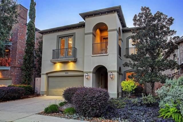 1806 Driscoll Street, Houston, TX 77019 (MLS #21971866) :: TEXdot Realtors, Inc.