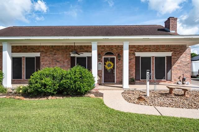 209 River Oaks Drive Drive, Baytown, TX 77523 (MLS #21989058) :: Keller Williams Realty