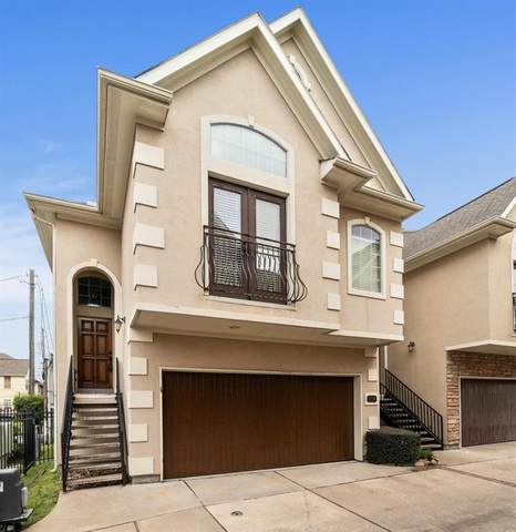 316 Cage Street, Houston, TX 77020 (MLS #22008743) :: The Jill Smith Team