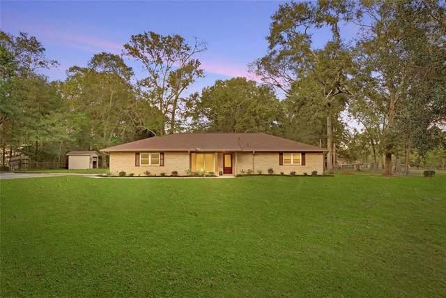 68 White Oak Drive, Woodbranch, TX 77357 (#22027117) :: ORO Realty