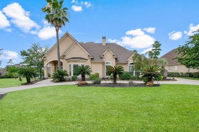 25214 Metzler Creek Drive, Spring, TX 77389 (MLS #22028436) :: The SOLD by George Team