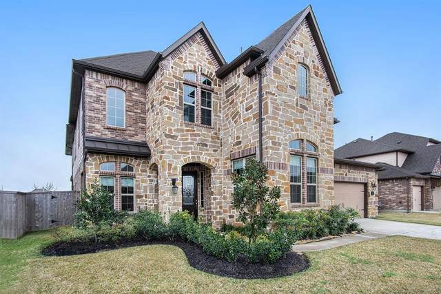 4110 Stilton Lake Lane, Katy, TX 77494 (MLS #22028894) :: CORE Realty