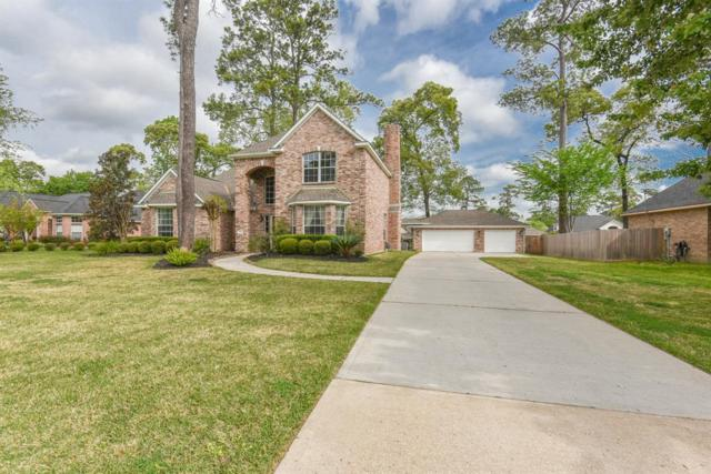 14218 Spring Pines Drive, Tomball, TX 77375 (MLS #22036351) :: The Home Branch