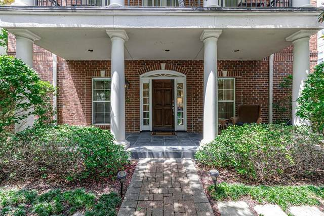 2632 Wroxton Road D, Houston, TX 77005 (MLS #22041549) :: The Bly Team
