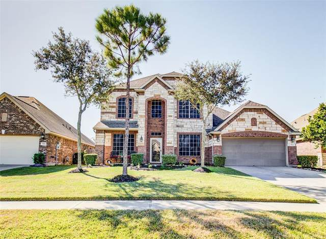5212 Amber Sky Lane, Rosharon, TX 77583 (MLS #22045859) :: Caskey Realty