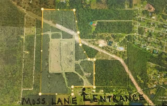 00 Moss Lane, Orange, TX 77632 (MLS #2204936) :: Bray Real Estate Group
