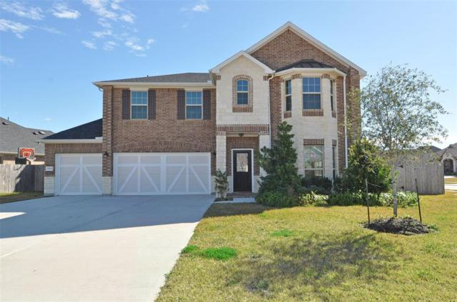 1502 Palo Duro Canyon Drive, League City, TX 77573 (MLS #2205224) :: The Heyl Group at Keller Williams