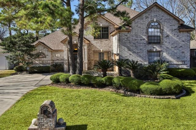 25807 Lake Lawn Drive, Spring, TX 77380 (MLS #22054479) :: The SOLD by George Team