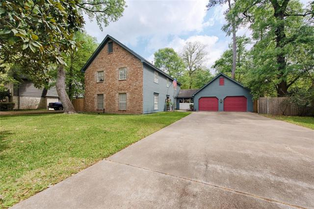 461 Stephen F Austin Drive, Conroe, TX 77302 (MLS #22055455) :: Giorgi Real Estate Group