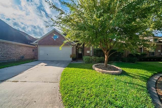 11119 Creekline Meadow Court, Cypress, TX 77429 (MLS #22058724) :: The Home Branch