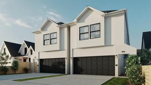1206 Malone Street, Houston, TX 77007 (MLS #22062261) :: Texas Home Shop Realty