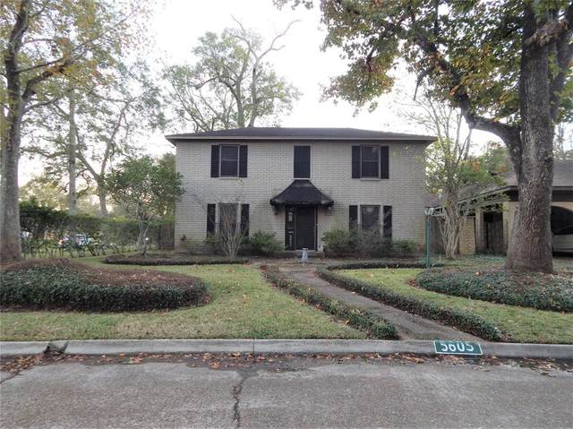5605 Mistletoe Drive, Beaumont, TX 77707 (#22077311) :: ORO Realty