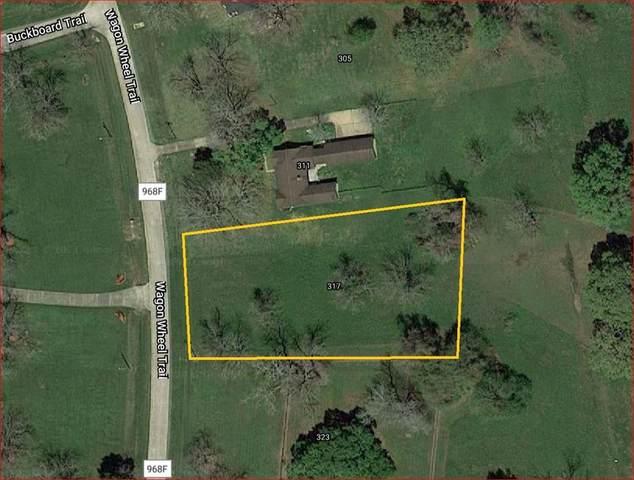 317 Wagon Wheel Trail, Angleton, TX 77515 (MLS #22081343) :: Giorgi Real Estate Group