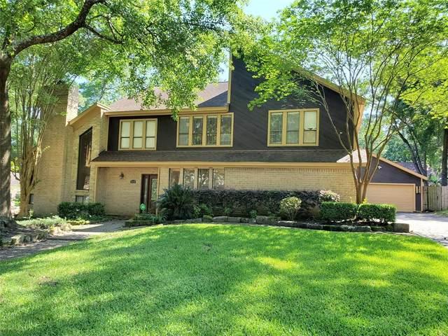 2114 Woodstream Drive, Humble, TX 77339 (MLS #2208359) :: The Parodi Team at Realty Associates