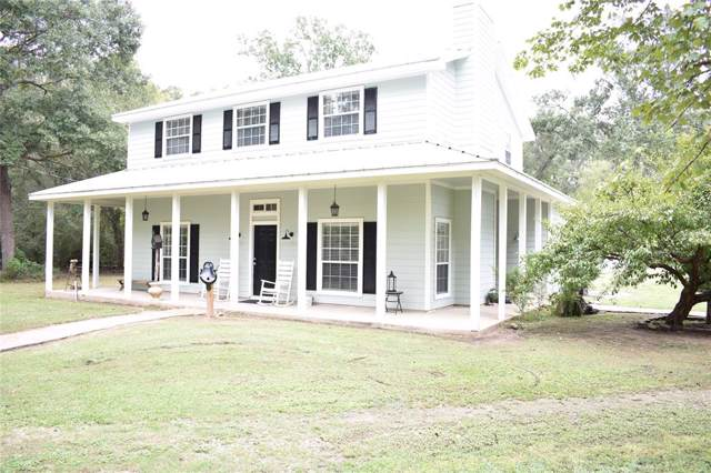 1611 Shraderville Road, Shepherd, TX 77371 (MLS #22088270) :: The SOLD by George Team