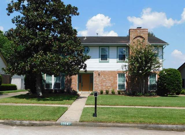 11647 Sagemeadow Lane, Houston, TX 77089 (MLS #22092651) :: The SOLD by George Team