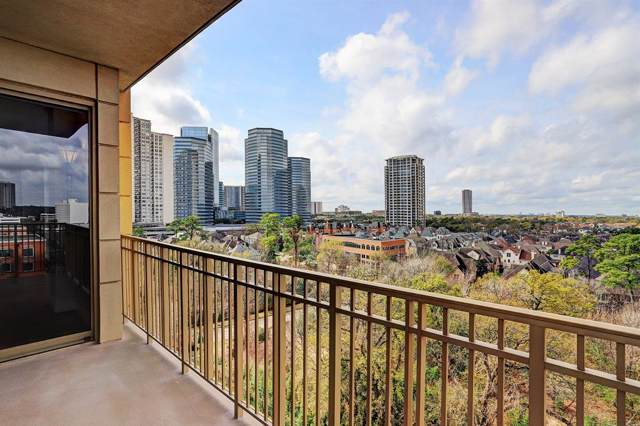 1100 Uptown Park Boulevard #81, Houston, TX 77056 (MLS #2209557) :: Connect Realty