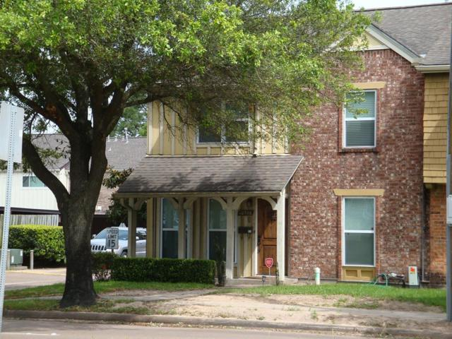 10386 Hammerly Boulevard #32, Houston, TX 77043 (MLS #22097697) :: The Home Branch