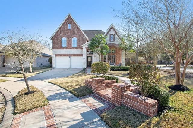 18535 W Laura Shore Drive, Cypress, TX 77433 (MLS #22114122) :: The Property Guys