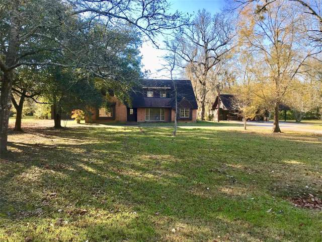 216 County Road 2422, Hull, TX 77564 (MLS #22122688) :: The SOLD by George Team