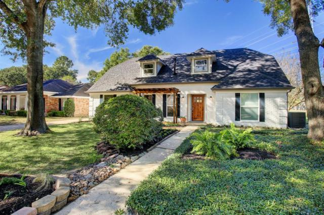 9506 Moorberry Lane, Houston, TX 77080 (MLS #22131523) :: The Bly Team