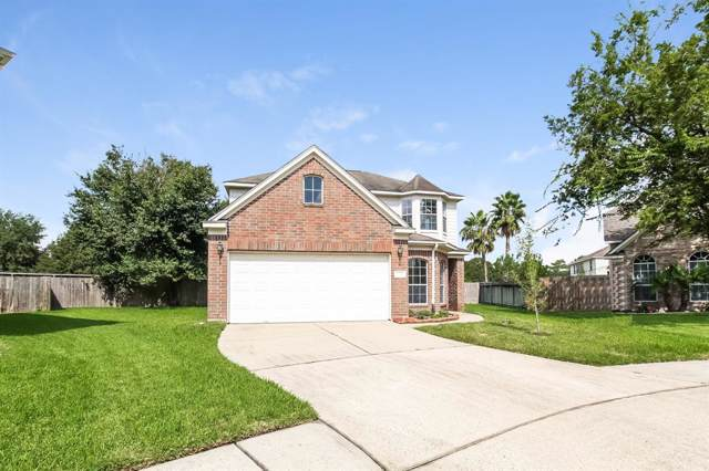 726 Pine Thicket Court, Spring, TX 77373 (MLS #22137478) :: The Home Branch