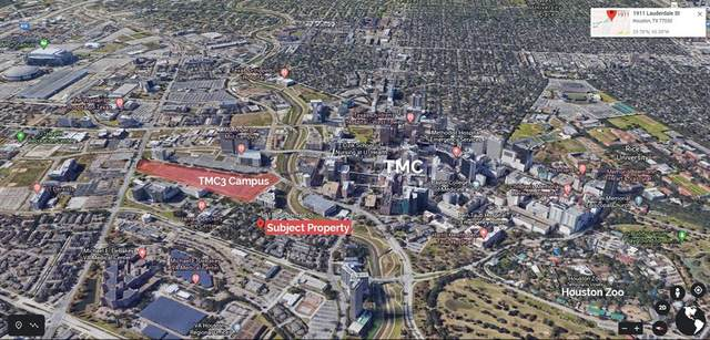 1911 Lauderdale Street, Houston, TX 77030 (MLS #22142208) :: The Freund Group