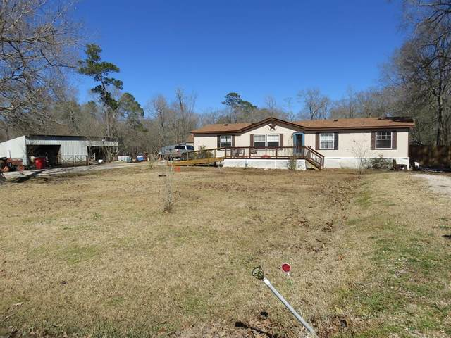 122 County Road 4111, Dayton, TX 77535 (MLS #2214364) :: My BCS Home Real Estate Group
