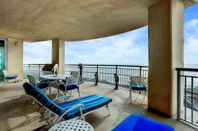 801 E Beach Drive Tw0706, Galveston, TX 77550 (MLS #22145552) :: Guevara Backman