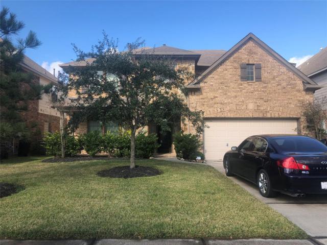 9526 Emerald Lakes Drive, Rosharon, TX 77583 (MLS #22146461) :: Texas Home Shop Realty