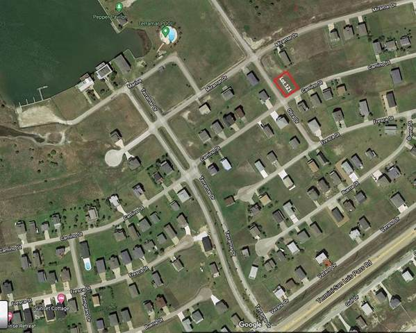 Lot 121 Camino, Galveston, TX 77554 (MLS #22159558) :: The Queen Team