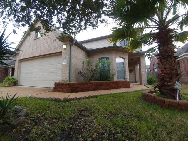 19531 Clevera Walk Lane, Houston, TX 77084 (MLS #22164699) :: Texas Home Shop Realty