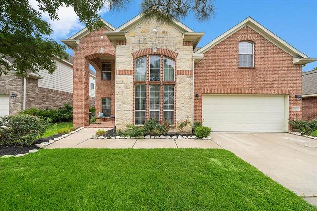 24914 Crystal Stone Lane, Katy, TX 77494 (MLS #22171307) :: The Queen Team