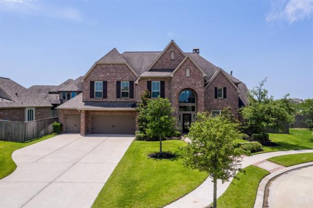 19115 Cherry Cove Lane, Cypress, TX 77433 (MLS #22172795) :: The SOLD by George Team