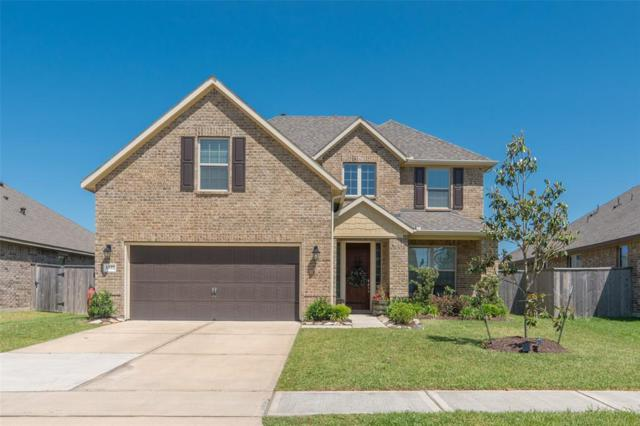 1227 Lazy Springs Lane, Pearland, TX 77581 (MLS #22183698) :: Caskey Realty