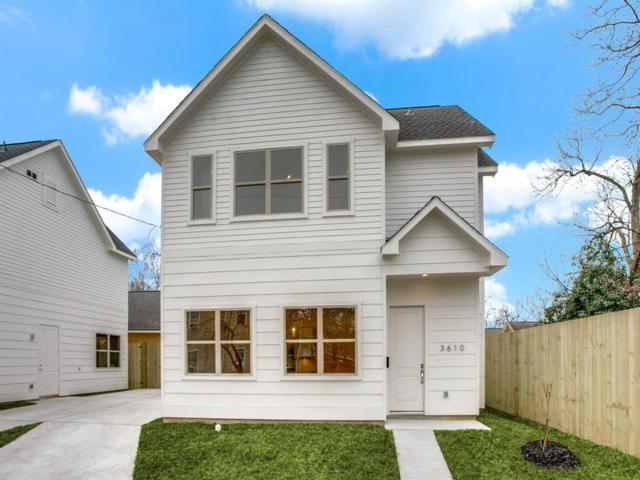 3610 Runnels Street, Houston, TX 77003 (MLS #22185177) :: Keller Williams Realty