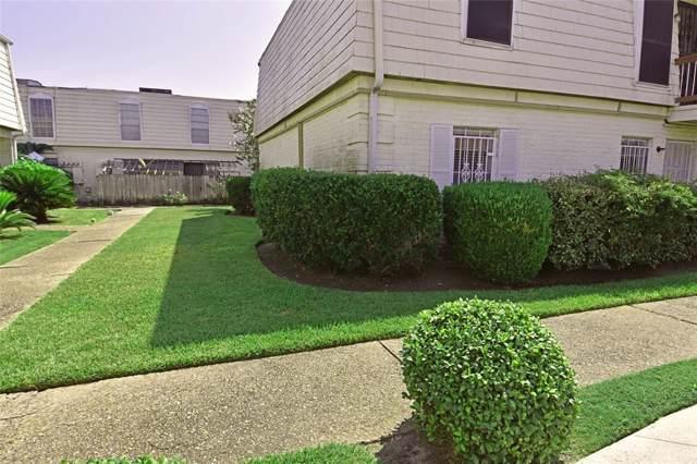 6201 Ranchester Drive #31, Houston, TX 77036 (MLS #22190620) :: The Jill Smith Team