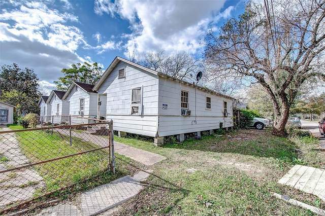 2054 Webster, Houston, TX 77004 (MLS #22191368) :: Connell Team with Better Homes and Gardens, Gary Greene